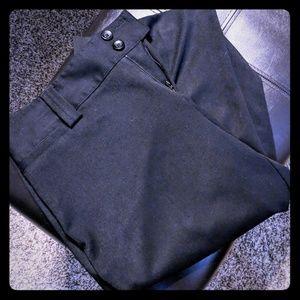 Smart Crop Trouser Slacks